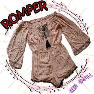Lightweight Romper